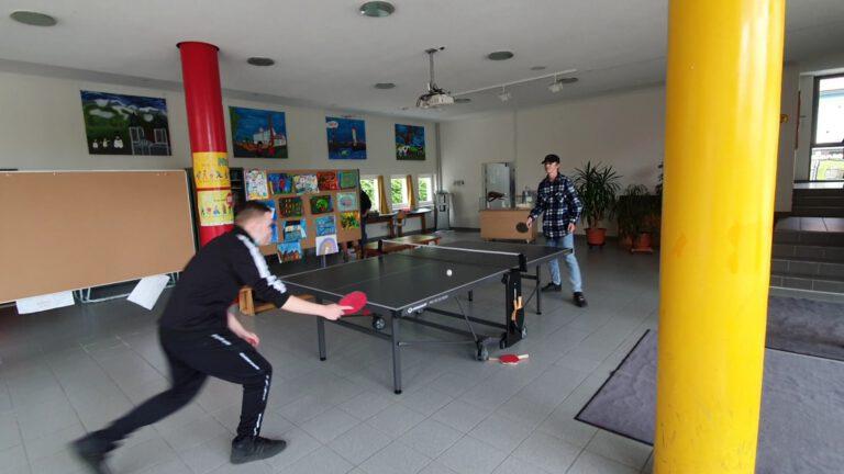6.Tischtennisturnier